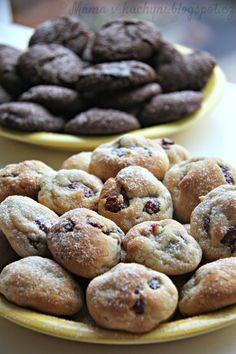 Brusinkové sušenky (od 1 roku) | Máma v kuchyni Nutella, Brownies, Food And Drink, Candy, Cookies, Baking, Desserts, Cake Brownies, Crack Crackers