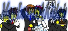 Ninjago season 7 you don't copy stop! You don't redraw,recolor bad! Ninjago Dragon, Lego Ninjago Nya, Ninjago Cole, Ninjago Season 7, Legos, Cool Art, Disney Characters, Fictional Characters, Fan Art