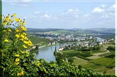 Grevenmacher au Grand-Duché de Luxembourg