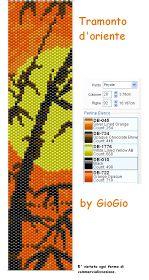 GioGio&Co: Tramonto d'oriente
