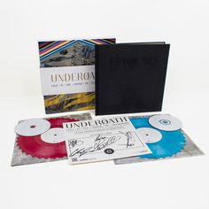 Underoath - Lost in the Sound of Separation Vinyl LP deluxe boxset saw blade — SoldOutVinyl