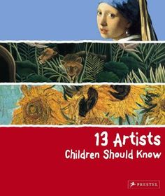 13 Artists Children Should Know by Angela Wenzel http://www.amazon.com/dp/3791341731/ref=cm_sw_r_pi_dp_UaiNtb1T4NHTYH1S
