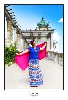 A plus siuze Frida Kahlo Plus Size Photography, Lany, Fashion, Frida Kahlo, Moda, Fashion Styles, Fasion