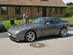 Porsche 924s, Classic Cars, Classic Auto, Turbo S, Unique Cars, Porsche Design, Car Wheels, My Dream Car, Cool Cars
