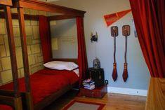 Harry Potter Gryffindor Dorm Room