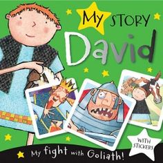 My Story: Joseph & My Story: David TWO BOOK GIVEAWAY!