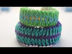 *NEW* Illumina Bracelet Tutorial on the Rainbow Loom - YouTube