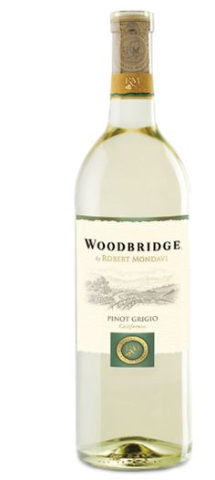 Woodbridge by Robert Mondavi Pinot Grigio is silky and displays charming fruit, spice, floral and mineral notes from cool California vineyards.