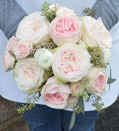 english rose bridal spray - Αναζήτηση Google