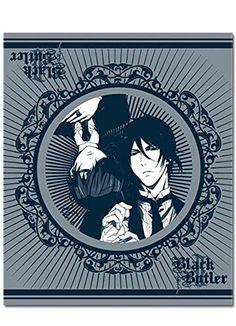 Black Butler 2 Sebastian & Ciel Throw Blanket GE Animation http://www.amazon.com/dp/B00HLBDTU4/ref=cm_sw_r_pi_dp_qWgrub1MFDJK9