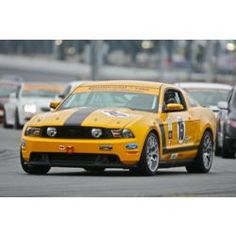 2012 MUSTANG BOSS 302R - GRAND-AM CONTINENTAL SPORTS CAR CHALLENGE SPEC/APPROVED | Ford Racing