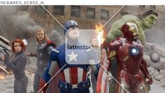 """""""The Avengers"""" - Latinstock Brasil"""