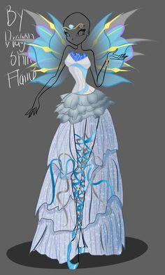 Winx Adoptable: Harmonix + Wings CLOSED by DragonShinyFlame.deviantart.com on @DeviantArt