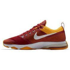 USC Trojans Nike Women's Air Zoom Week Zero Shoes - Crimson/Gold