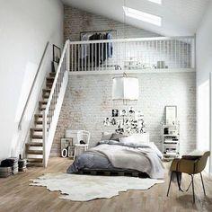 """Mi piace"": 9,634, commenti: 63 - Immy + Indi (@immyandindi) su Instagram: ""Rendered apartment perfection 🙌🏻 | by @pikcellsuk 👈🏻"""