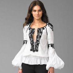 Google+ Folk Fashion, Ethnic Fashion, Hijab Fashion, Girl Fashion, Womens Fashion, Fashion Design, Embroidery Fashion, Embroidery Dress, Mode Pro