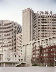 Pyongyang, Charlie Crane