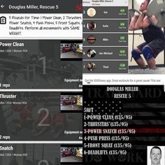 555 FITNESS APP is FREE and is for EVERYONE   Although we created the daily workouts originally as just free functional fitness options for guys and gals on the job and as tribute to the single greatest loss of life in the line of duty the FREE APP allows you to track what you're doing along side the posted version on social media.  The same WODs that can be seen on social media are on the app the same day. Don't have a barbell? Don't know how to perform a movement? Need to scale something…