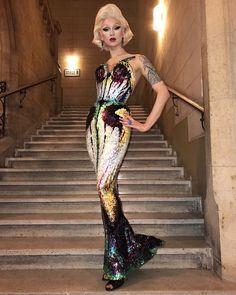 Miss Fame @ Life Ball 2017 - Vienna, Austria