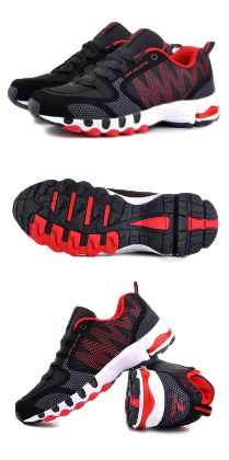 16d1dae0c86a8 DELOCRD Mens Sport Soft Running Fashion Athletic Shoes