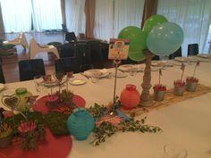 La mesa de los niños