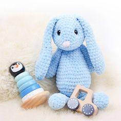 Snuggle Bunny fra
