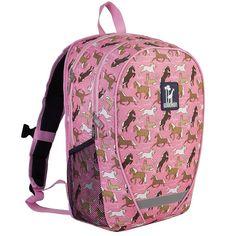 Wildkin Horses Comfortpack Backpack - Kids, Pink