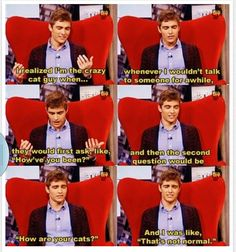 I'm in love with Dave Franco..almost as funny as his brother!