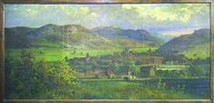 Hugo Ullik Painting, Art, Painting Art, Paintings, Kunst, Paint, Draw, Art Education, Artworks