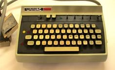 Vintage Sperry Rand UNIVAC Keyboard