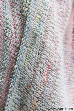 How to Use Single Skeins of Handpsun - clever mixes to make them go further AND show them off