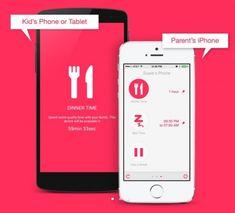 Met deze app kijkt niemand meer op z'n smartphone tijdens het eten - Culy.nl