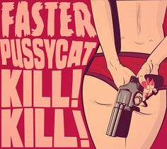 just-art: Faster Pussycatby Mariana Andrade | AFA - art for adults