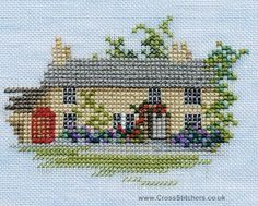NeedleCrafts - Derwentwater Designs