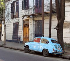 [2007] Old Fiat 600 by Diego3336, via Flickr