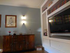 Drywall TV area_ Maria Riemma Architect