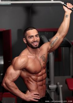 Fitness Inspiration | Lazar Angelov