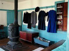 http://ventacasasdemadera.com/2014/01/01/decoracion-amish-para-casas-de-madera/  #madrid #casademadera #madera #casaspersonalizadas