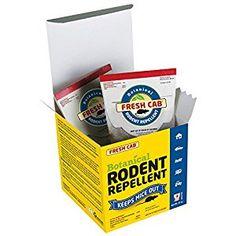 Amazon.com : Earthkind Botanical Rodent Repellent, 4 Pouches - 125 Square Feet per Pouch : Patio, Lawn & Garden