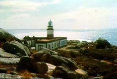 Faro de la Isla de Sálvora / Galicia / Spain