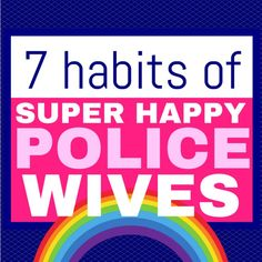To The Struggling Police Wife: You're Doing Better Than You Think You Are - Love and Blues