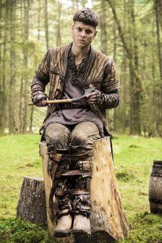 Ivar the Boneless from Vikings Season 4