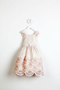 Claire Girls Party Dress - PuddlesCollection.com