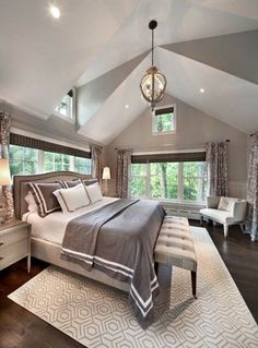 find this pin and more on home decor bedroom popular neutral bedroom color - Bedroom Ceiling Color Ideas