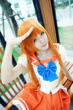 Mirai Suenaga cosplay by ihadoqokes33