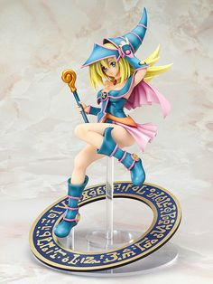 Dark Magician Girl  SMALL acrylic stand figure model toy table decorat Yu-Gi-Oh