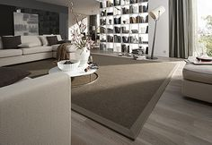 JAB ANSTOETZ - Carpets » Carpets » Carpets with border » Eaton