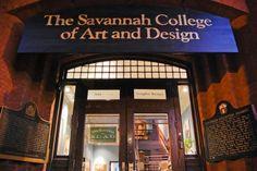 Savannah College of Art and Design, Savannah, Georgia
