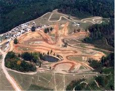 build my own dirtbike track