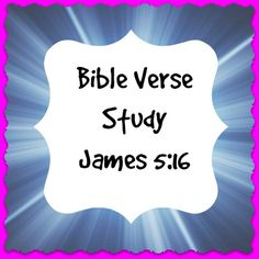 Study Sheets on the Book of James